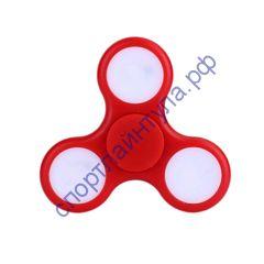 Fidget Spinner LED light Red